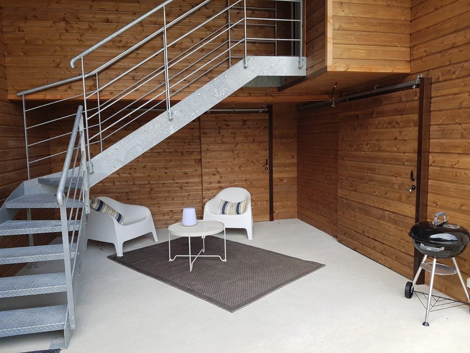 Rénovation de grange – Saintes (17)