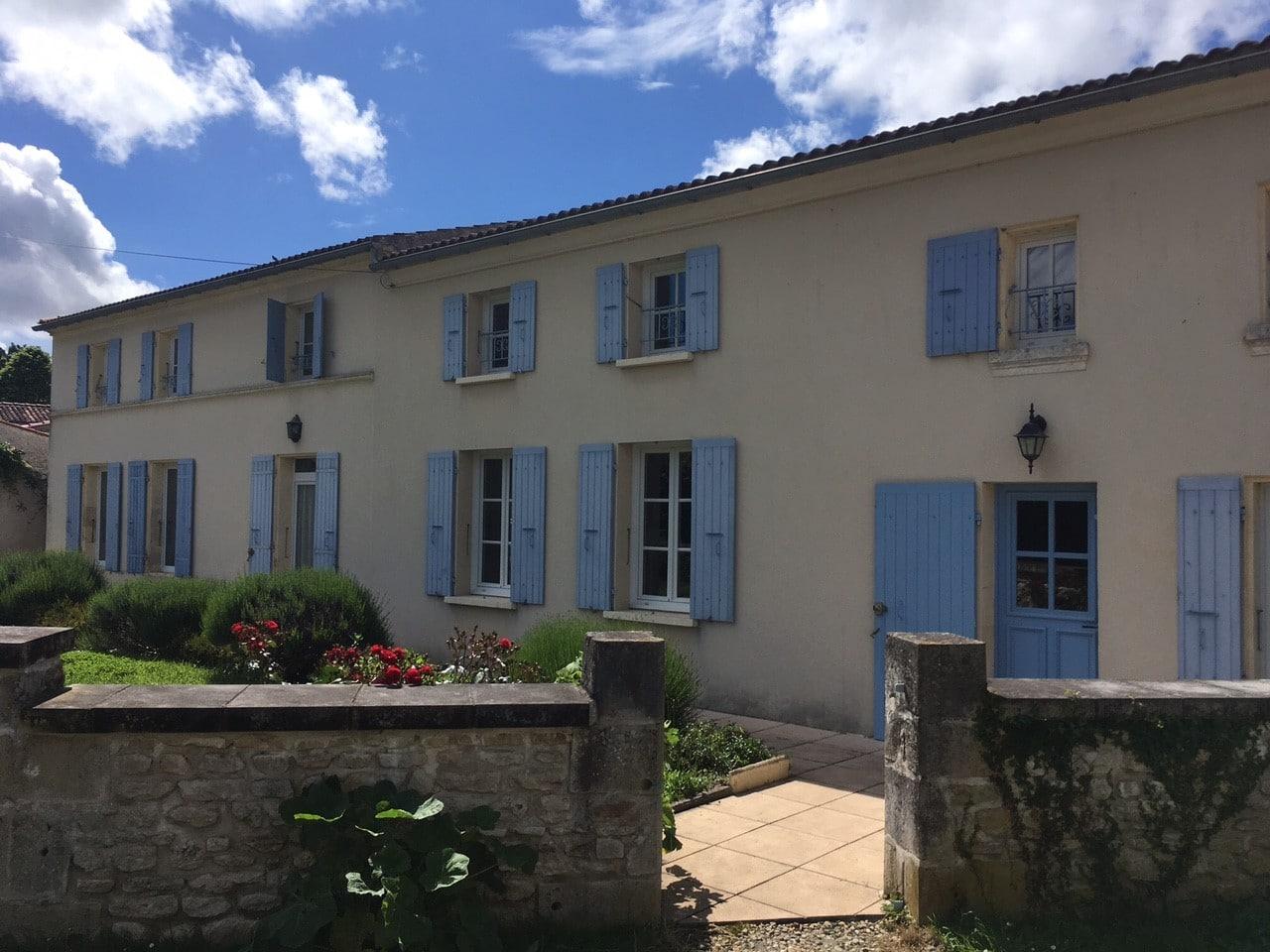 Rénovation de maison à Saintes (17)