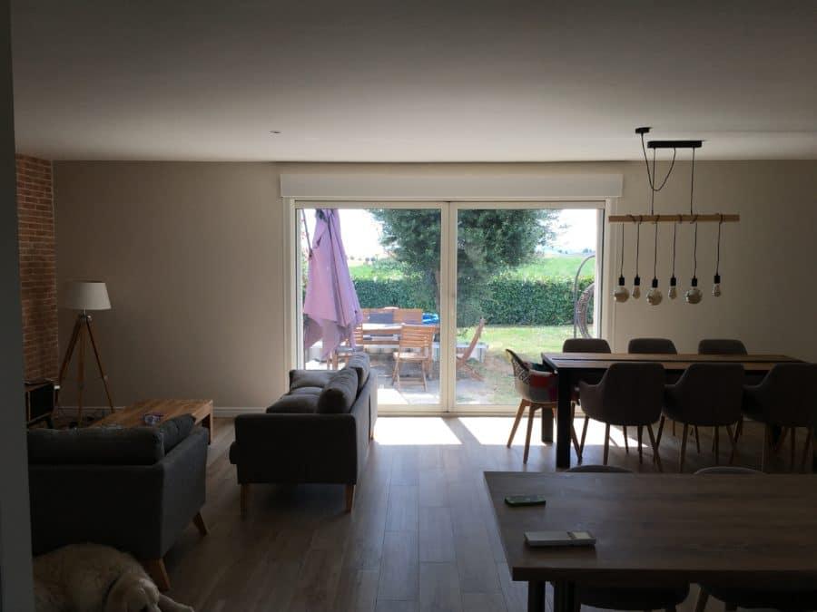 rénovation de maison - Fourquevaux