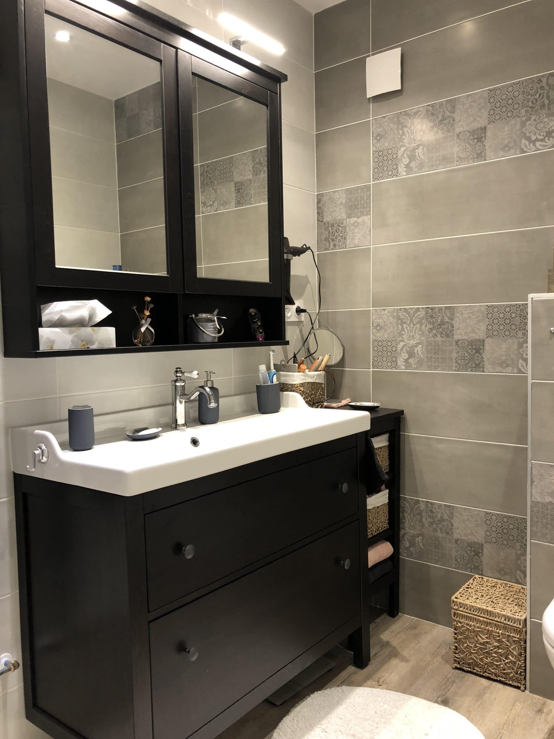 Rénovation de salle de bain à Gavet (38)