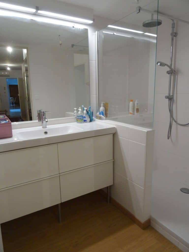 Rénovation de salles de bains – Montpellier (34)