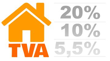 taux de TVA en rénovation