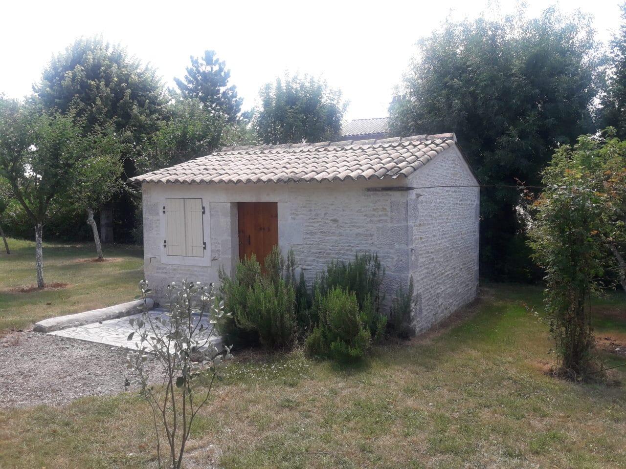 aménagement extérieur à saint symphorien (79) - aménagement de jardin