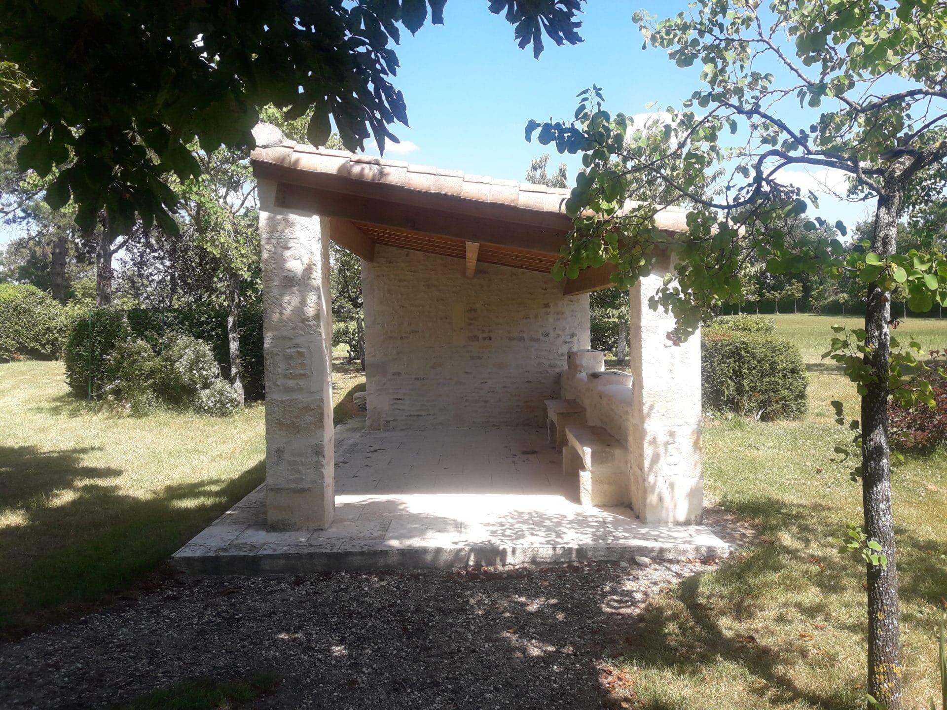Aménagement extérieur à Saint Symphorien (79)