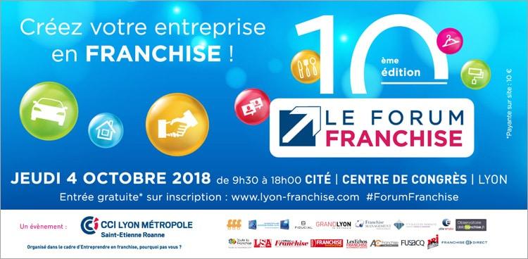 Forum Franchise de Lyon : retrouvez illiCO travaux !