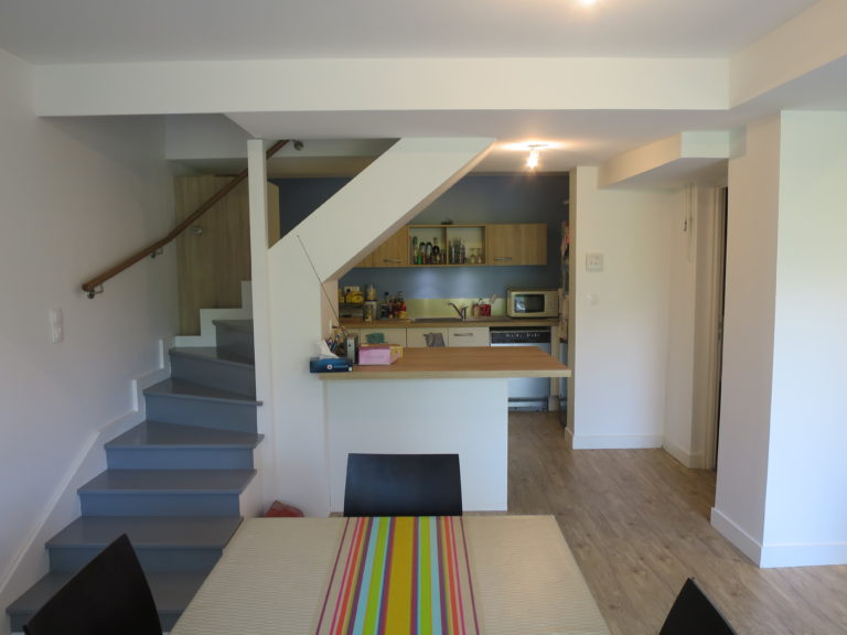 Rénovation de maison à Lyon (69)