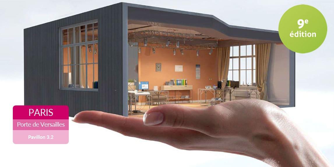 Retrouvez illiCO travaux au salon Faire Construire sa Maison à Paris