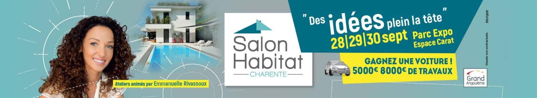 Rencontrez illiCO travaux Angoulême au salon de l'Habitat de la Charente