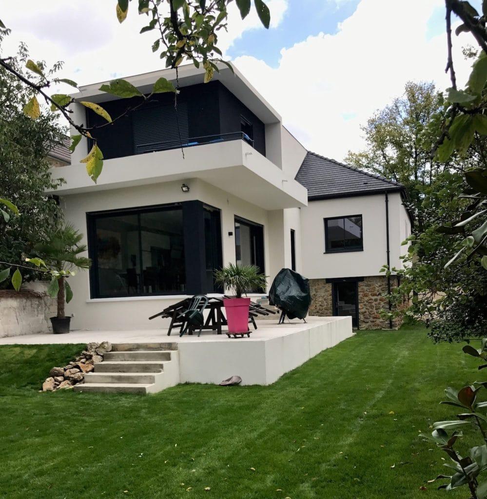 Maison Avec Travaux 77 agrandissement de maison à chelles - extension et aménagement