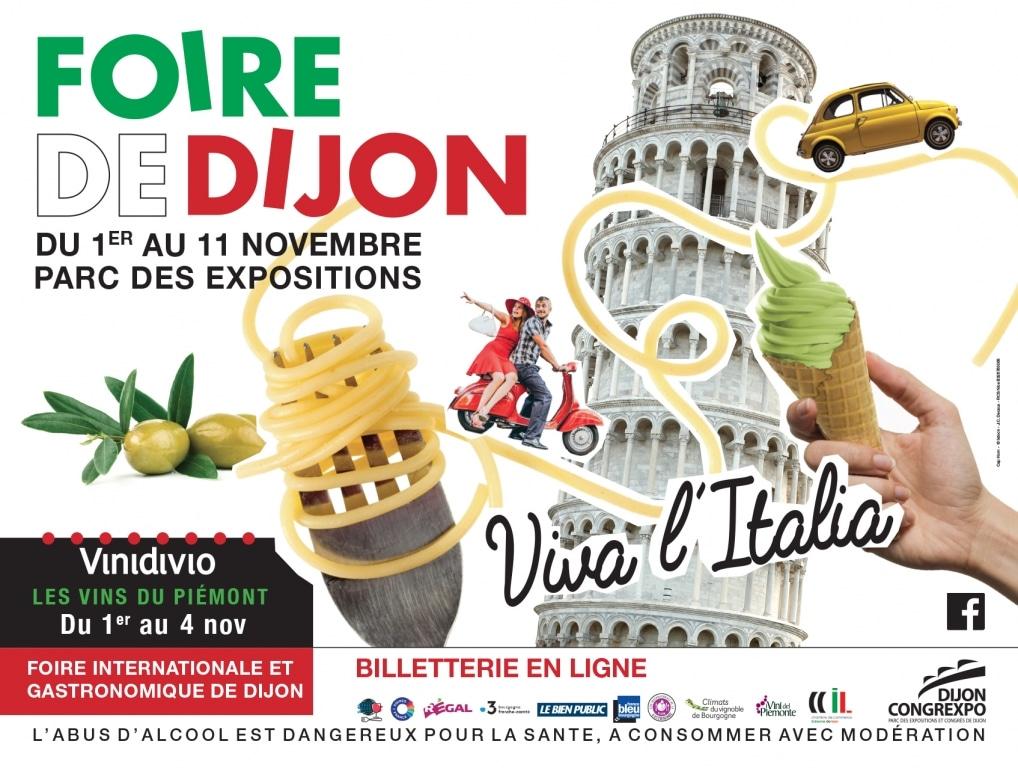 Foire Internationale et Gastronomique de Dijon : illiCO travaux Dijon