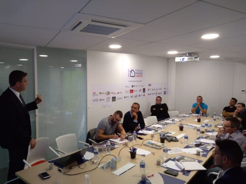 Forum Franchise de Lyon - illiCO travaux
