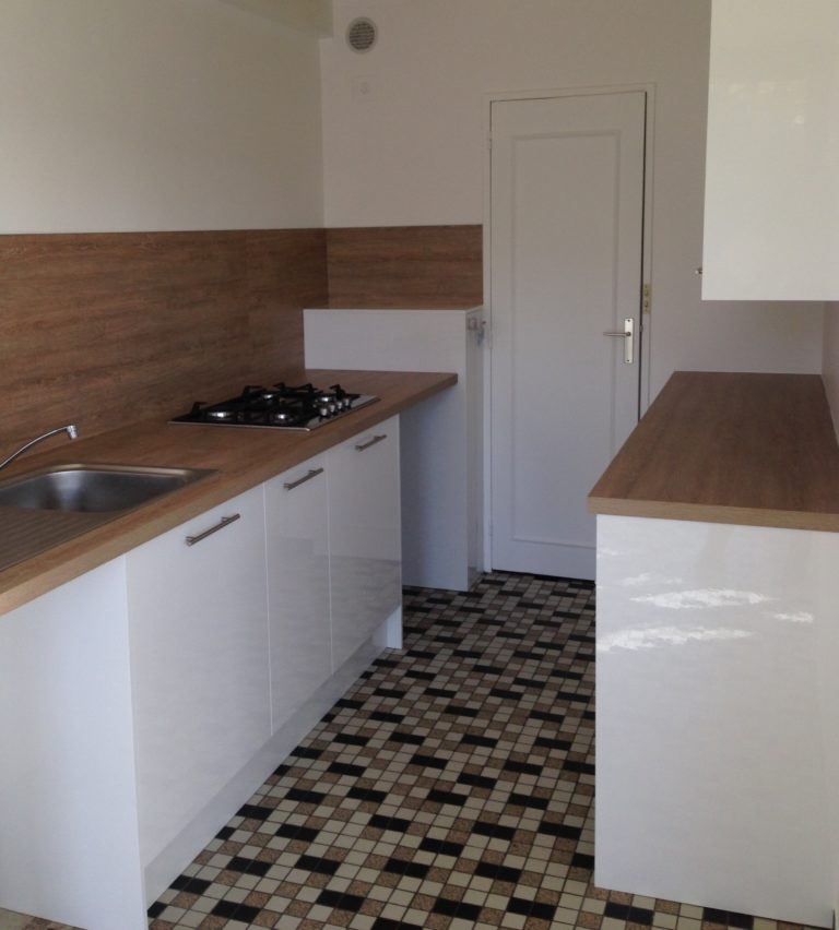 Rénovation d'appartement à Versailles (78)