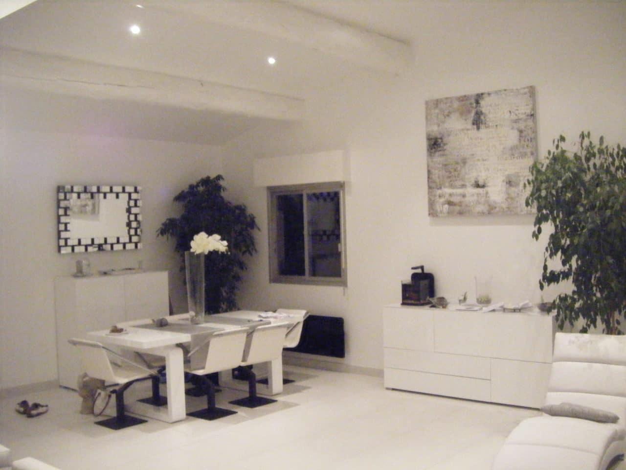 rénovation d'appartement à Cagnes sur Mer