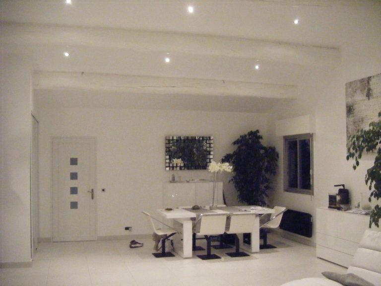 Rénovation d'appartement à Cagnes sur Mer (06)