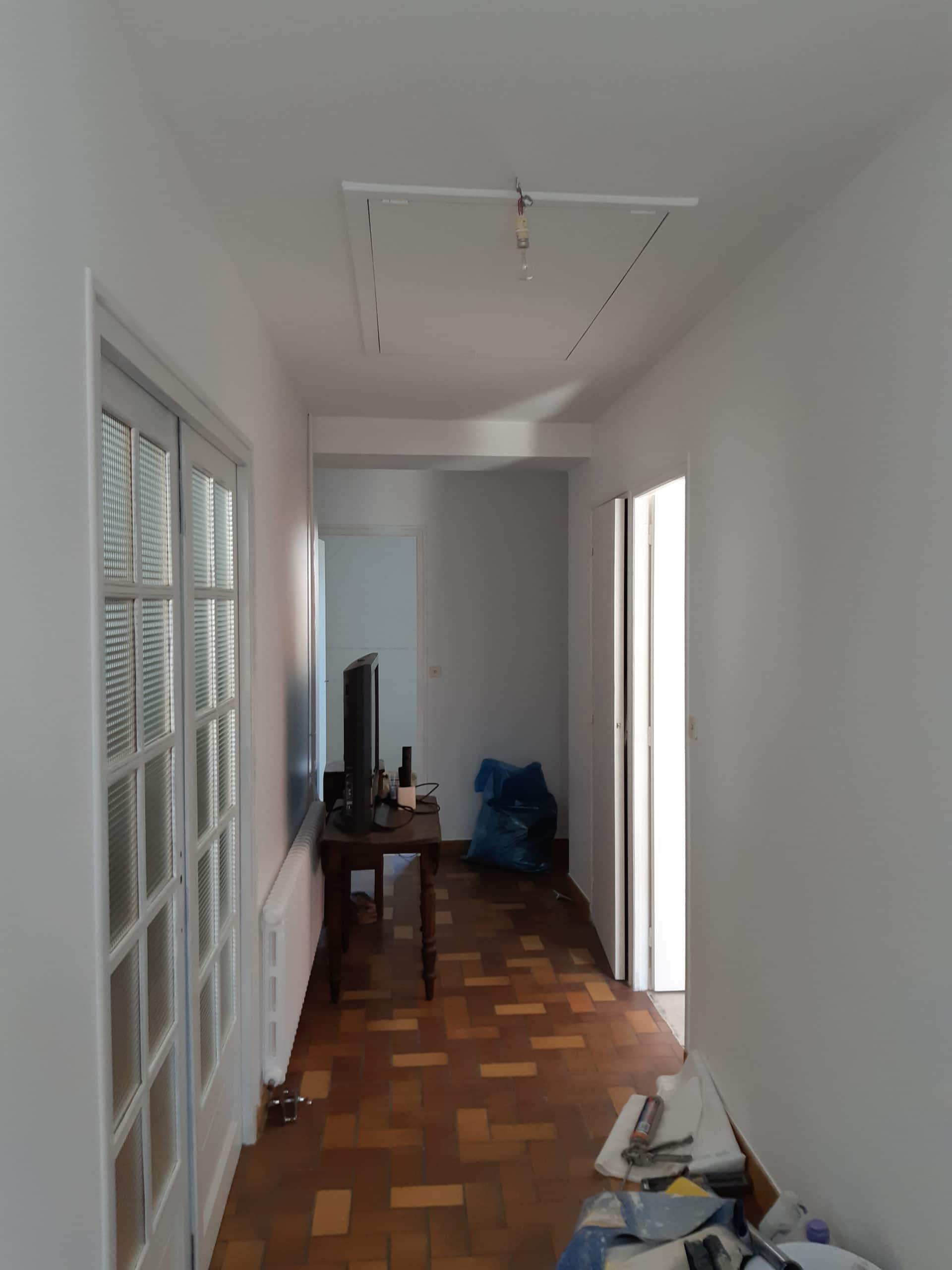 Rénovation de maison à La Montagne (44)