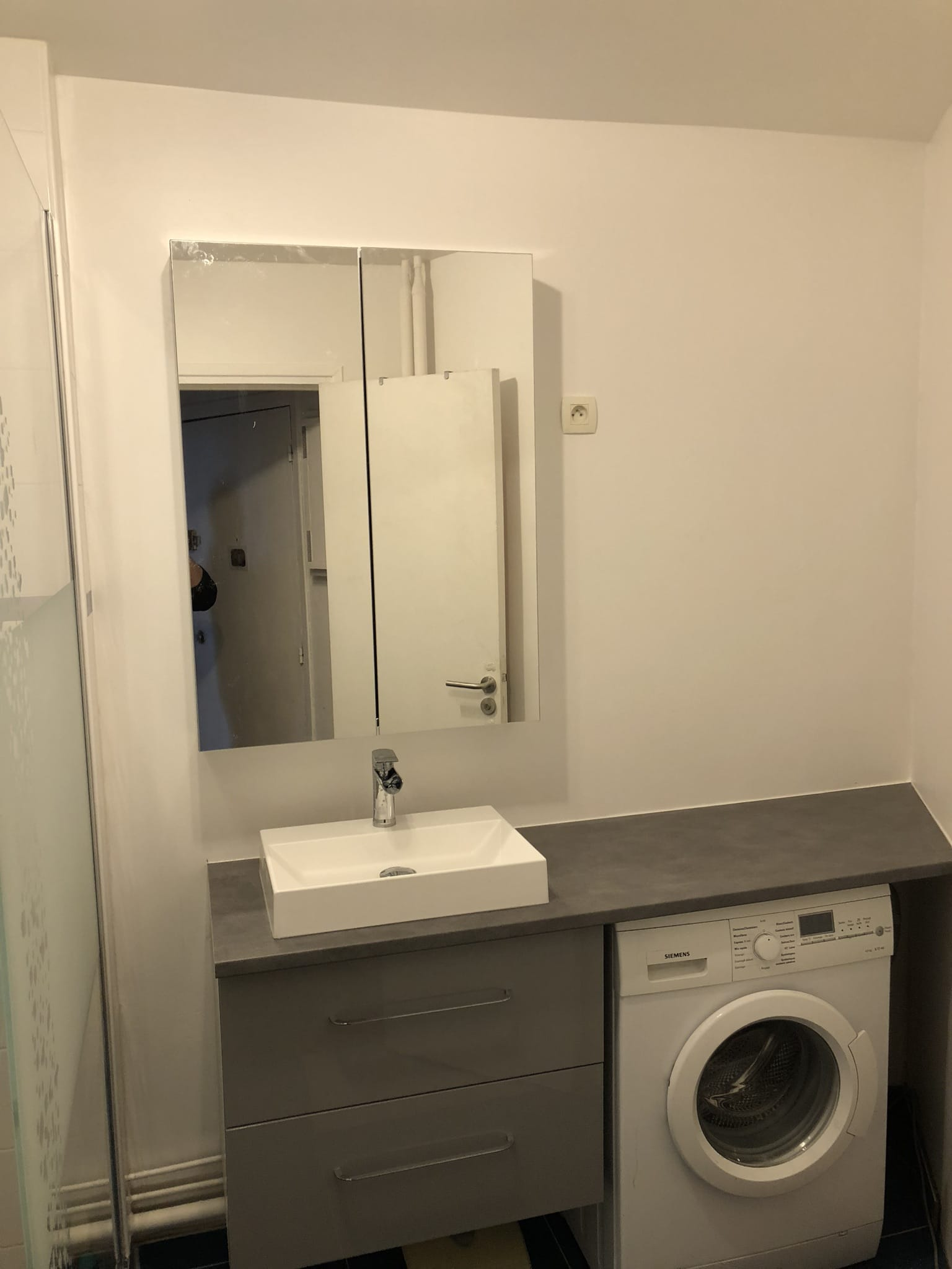 Rénovation de salle de bain à Paris (75)