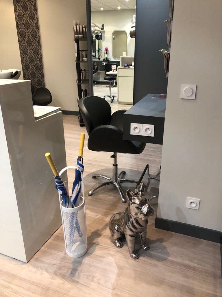 Rénovation Salon de coiffure à Champs sur Marne - Local ...