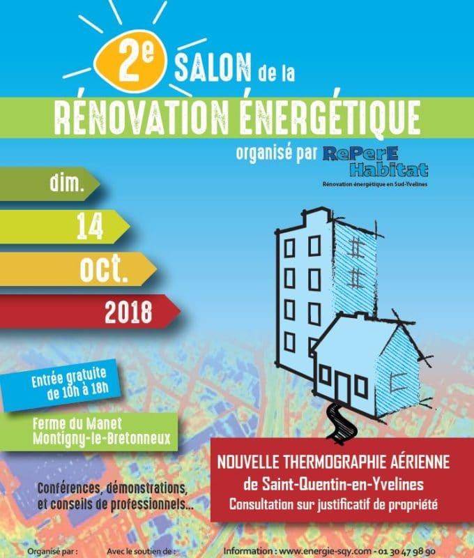 Salon de la rénovation énergétique