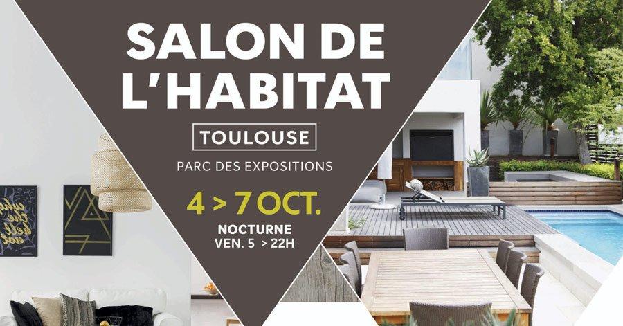 Nos 4 toulousains illiCO travaux au Salon de l'Habitat de Toulouse