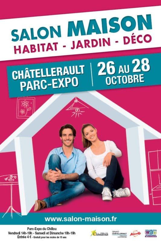 salon Maison de Châtellerault