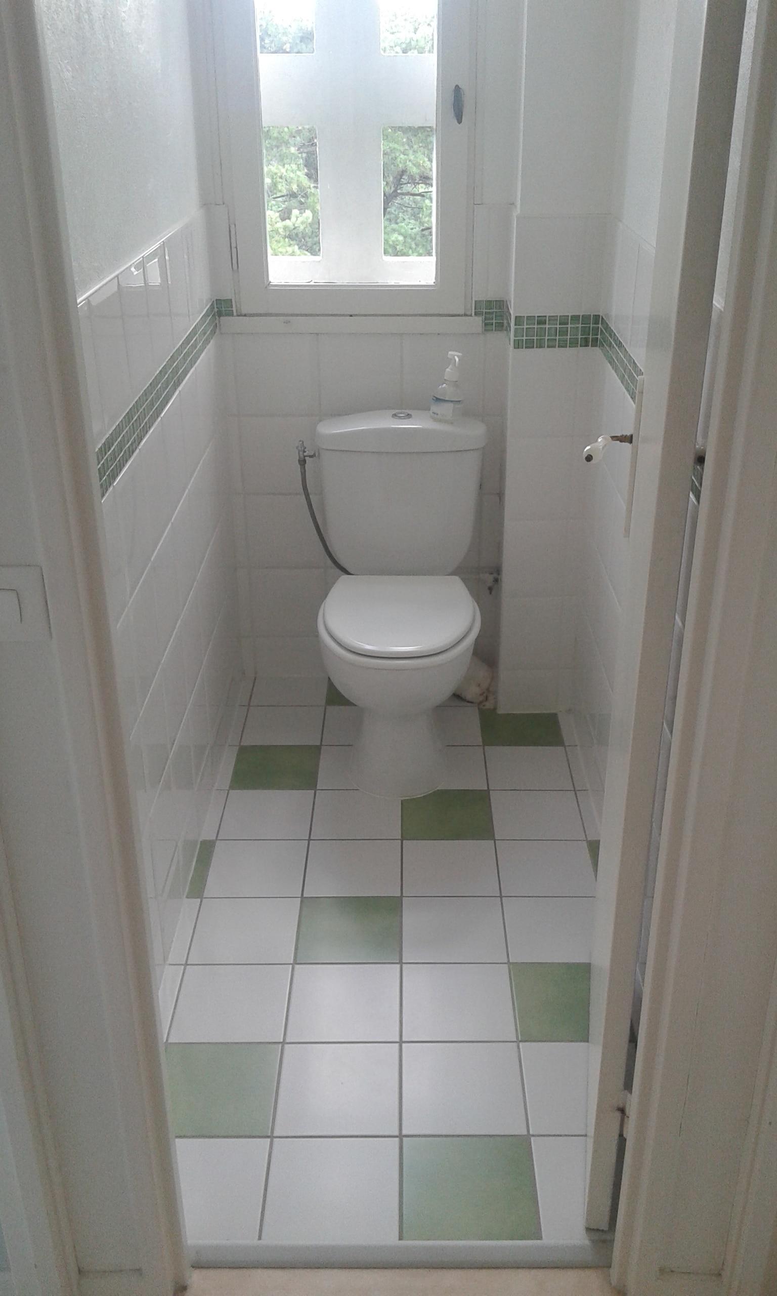 Création d'une salle de bain dans un appartement à Nantes (44)