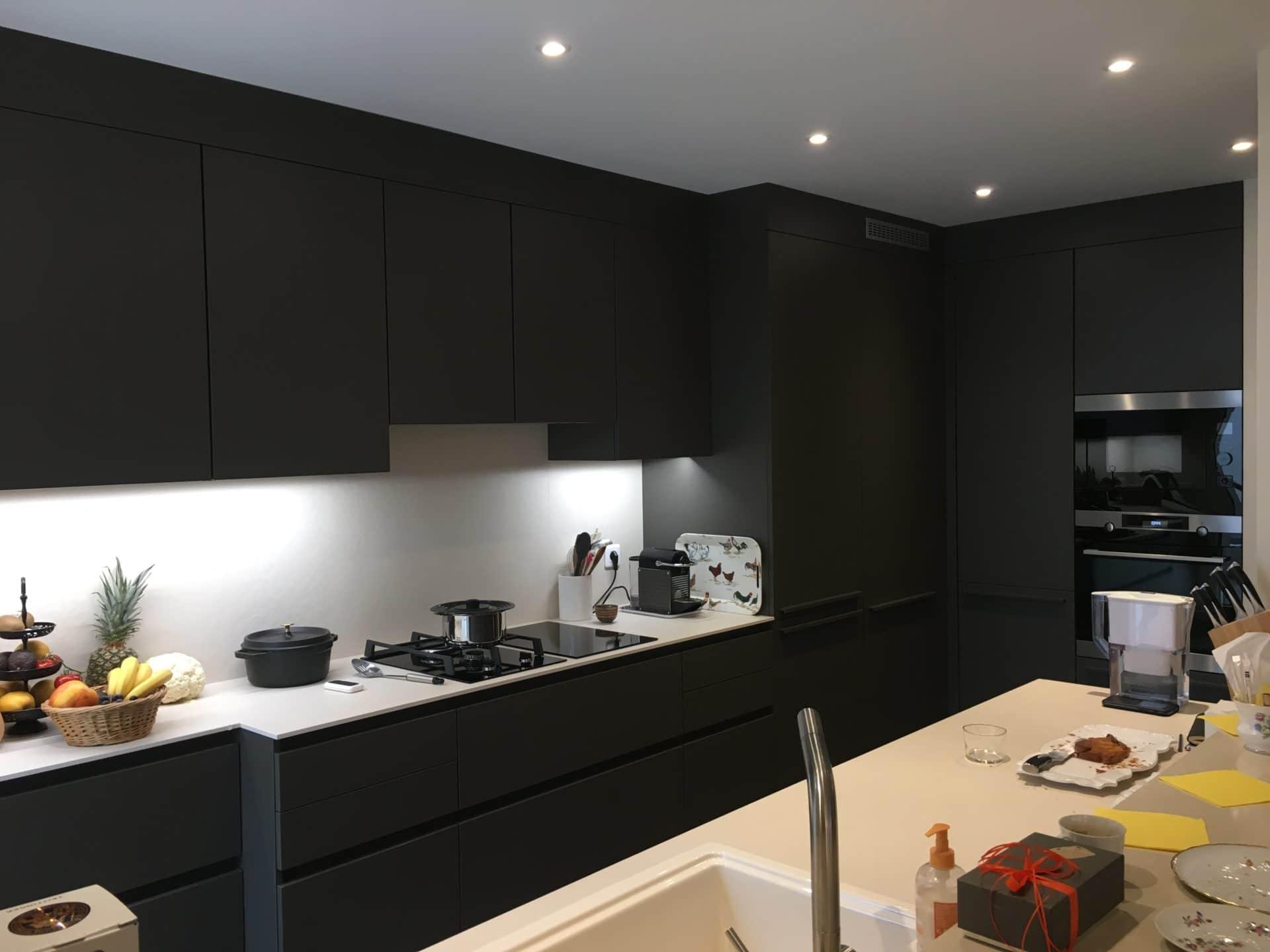 Rénovation d'un appartement à Neuilly-sur-Seine (92)