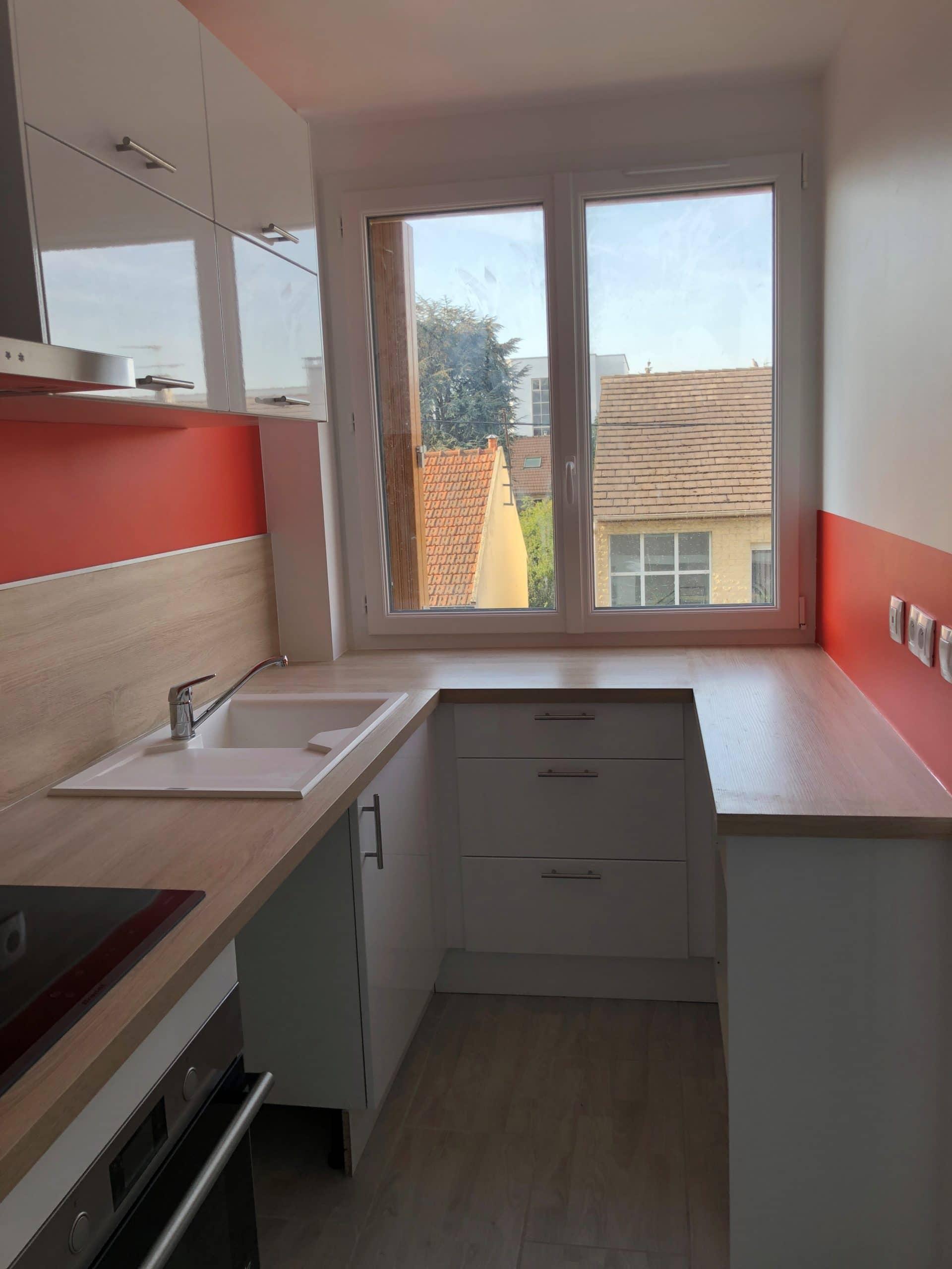 Rénovation d'un appartement à Maisons-Alfort (94)