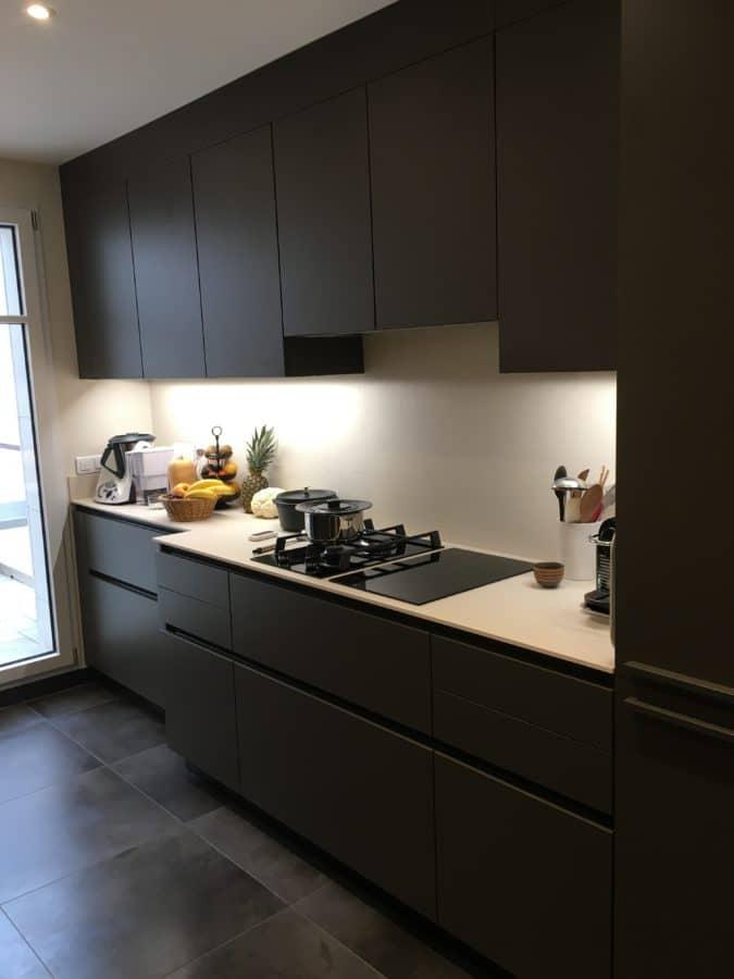 rénovation d'un appartement à Neuilly-sur-Seine