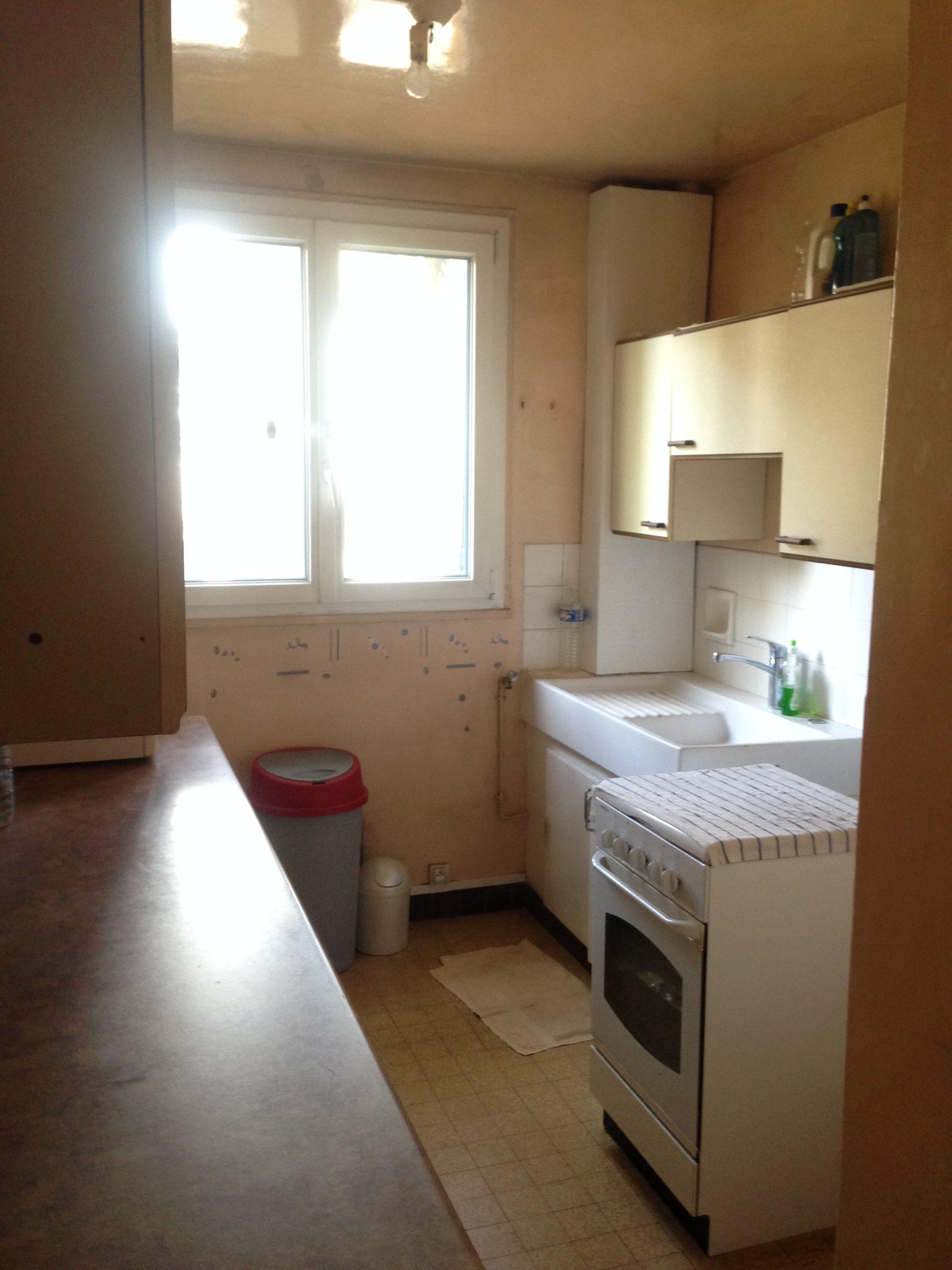 Rénovation de cuisine à Viroflay (78)