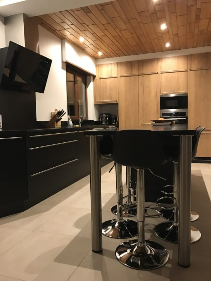 rénovation de cuisine à Obernai