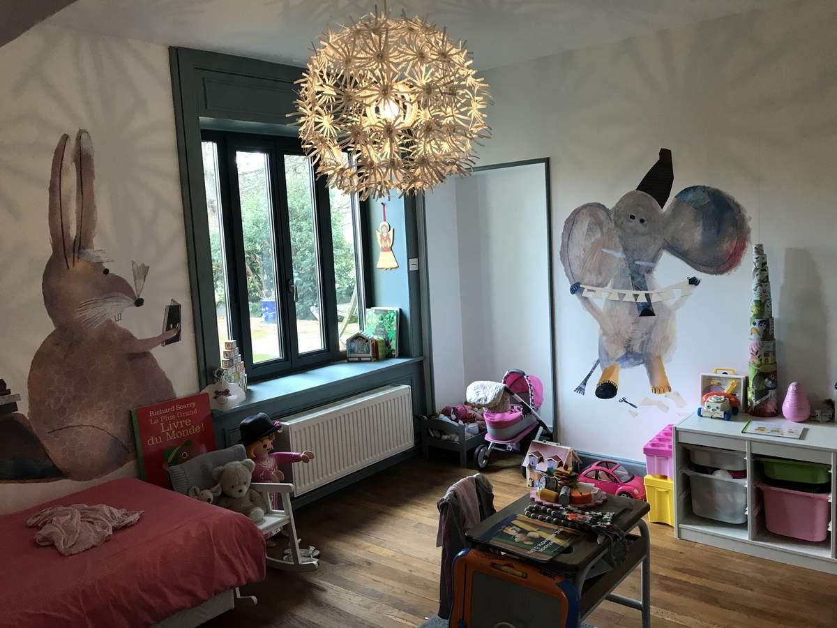 Rénovation complète d'une maison à Fontaines-sur-Saône (69)