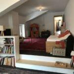 Rénovation d'une maison à Fontaines-sur-Saône - séjour
