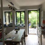 Rénovation d'une maison à Fontaines-sur-Saône - cuisine