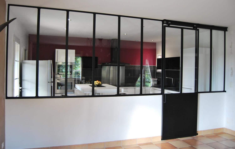 sublimer votre int rieur avec une verri re d atelier. Black Bedroom Furniture Sets. Home Design Ideas