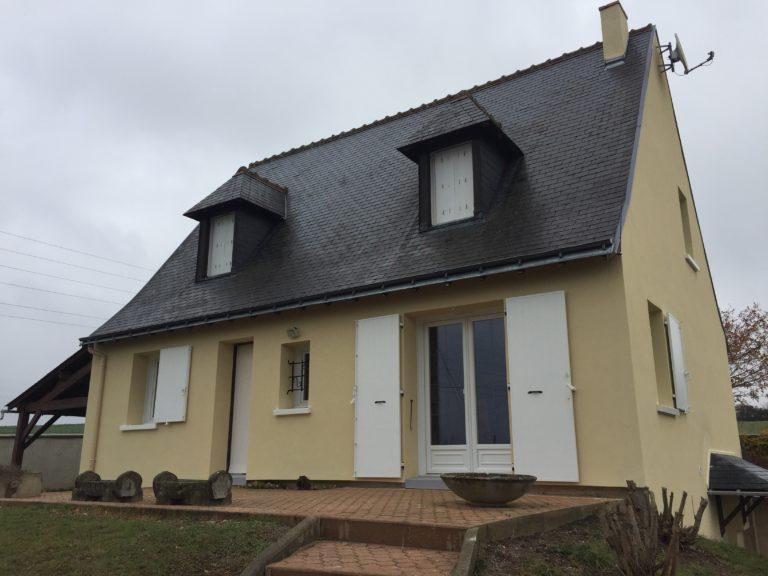 Isolation Thermique par l'Extérieur à Saint-Cyr-sur-Loire (37)