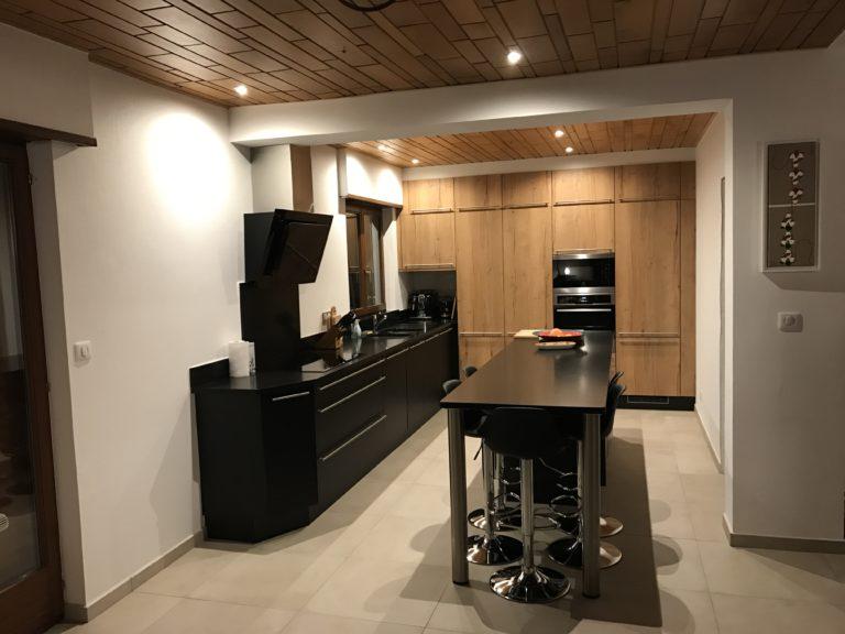 Rénovation de cuisine à Obernai (67)