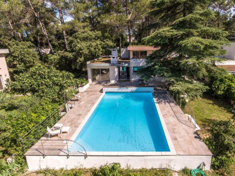 création piscine - aménagement extérieur