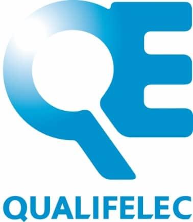 label Qualifelec - logo de certification
