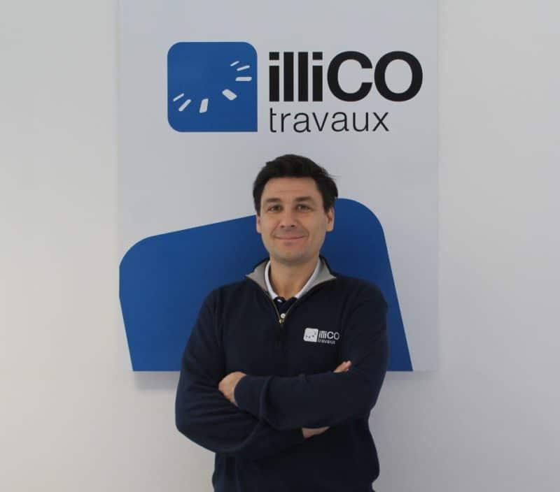 Luis Urtiaga franchisé indépendant illiCO travaux Pays Basque