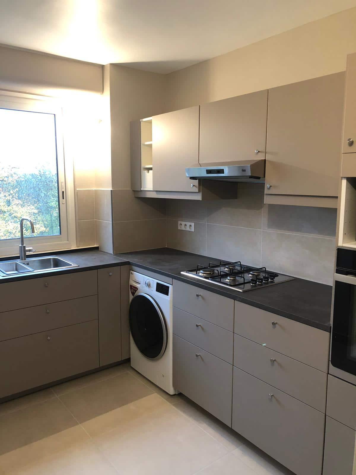 Rénovation d'un appartement à Vaucresson (92)