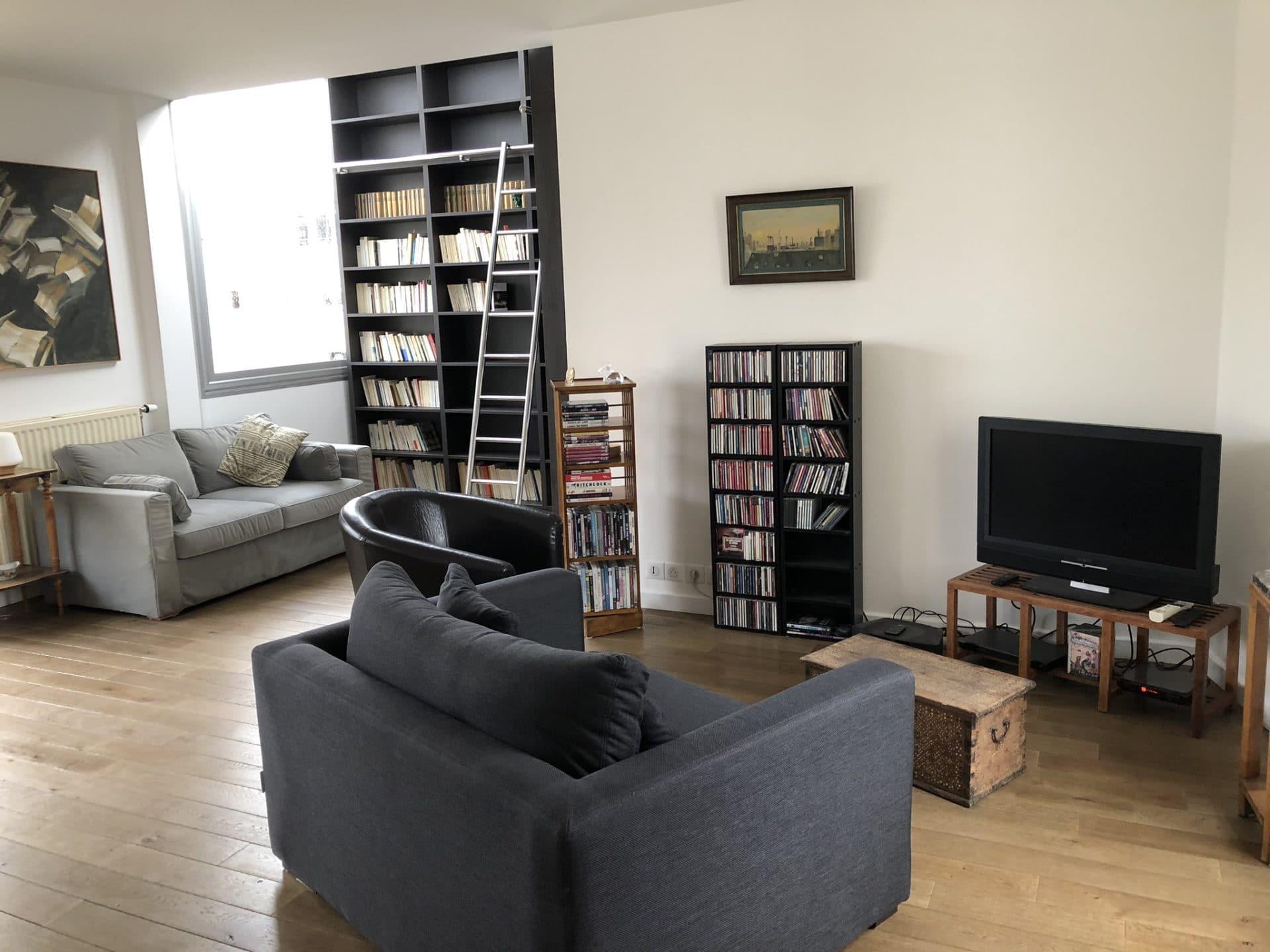 Rénovation d'un appartement à Paris 12ème (75)