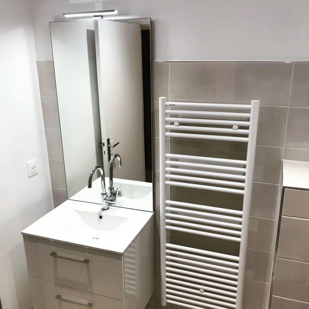 Rénovation de salle de bain à Strasbourg (67) - Aménagement intérieur
