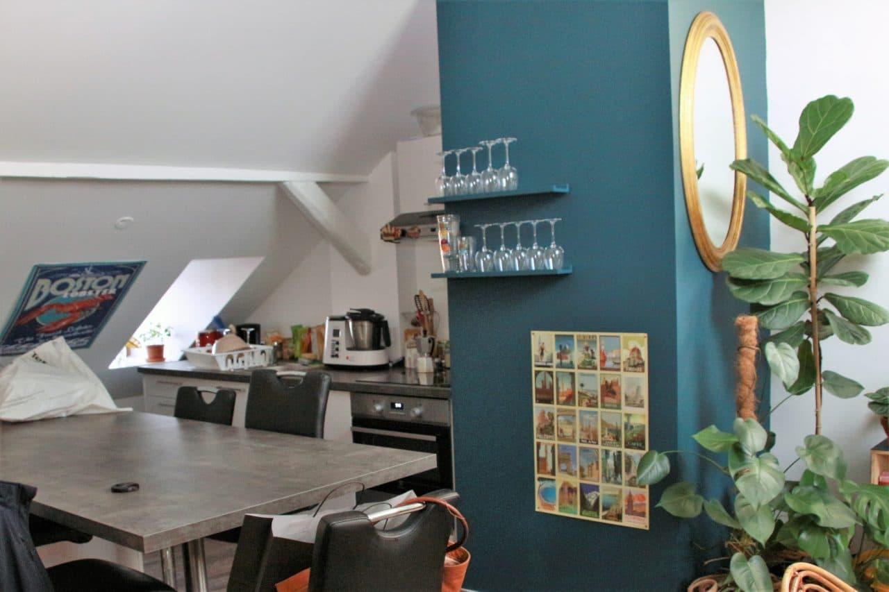 Création d'un appartement à Strasbourg (67)