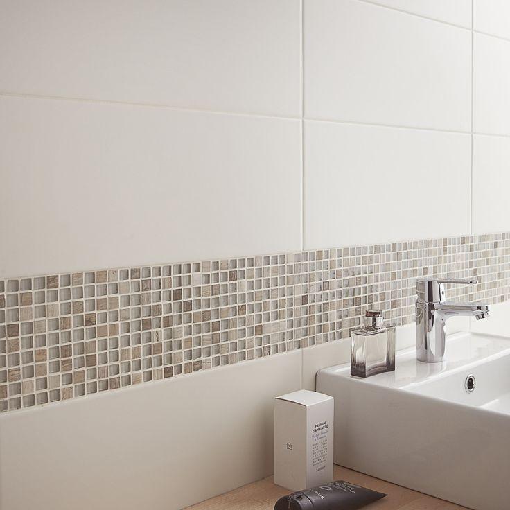 carrelage mural et faïence salle de bain