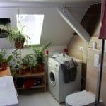 appartement sous les combles