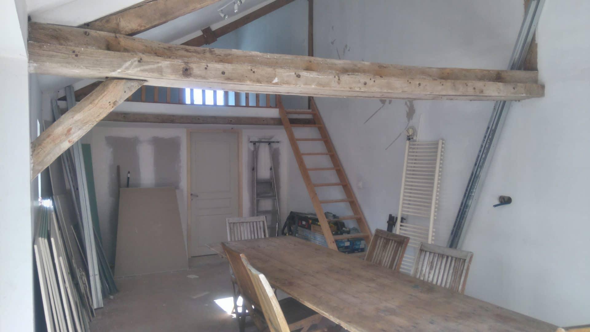 Travaux de rénovation clé en main