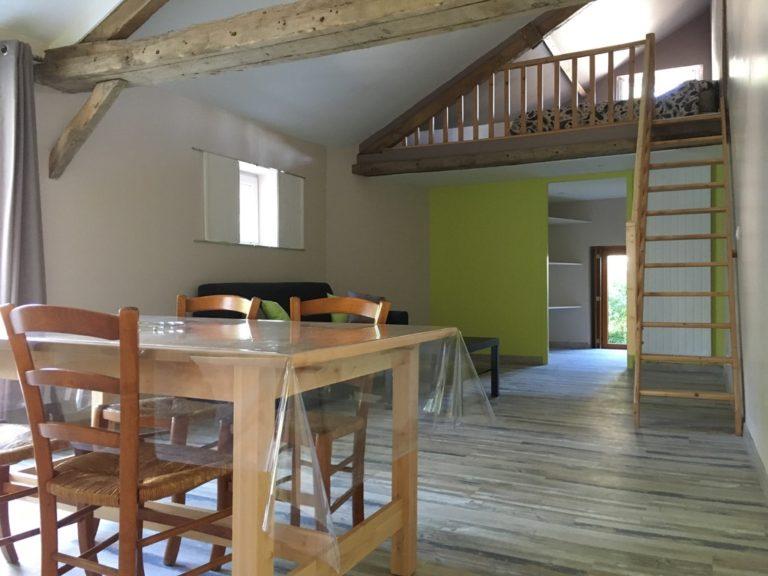 Création d'un studio à Fougères (35)