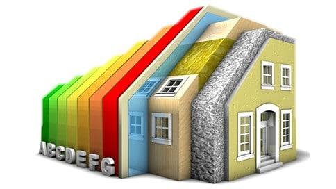 évaluation thermique avant des travaux de rénovation