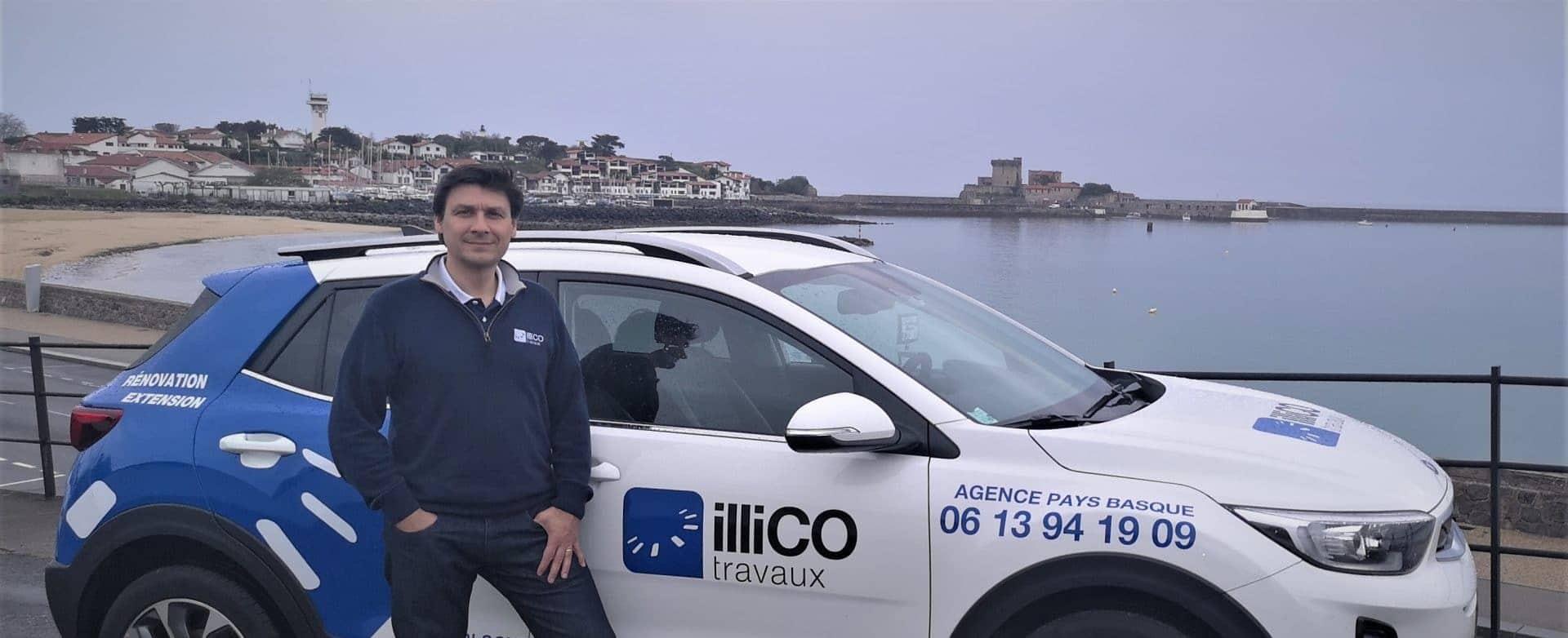 Témoignage vidéo de Luis URTIAGA, responsable de l'agence illiCO travaux Pays Basque