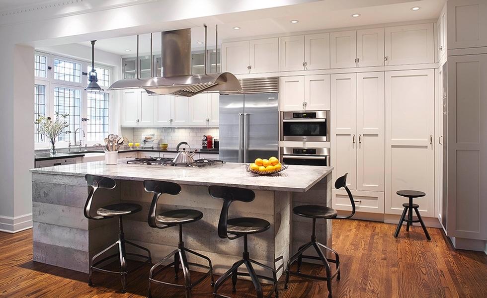 quelles tendances dans la cuisine en 2019 d co tendance. Black Bedroom Furniture Sets. Home Design Ideas